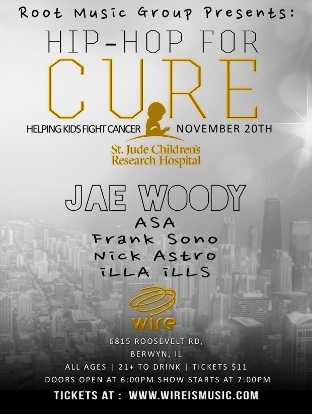 Hip Hop For A Cure